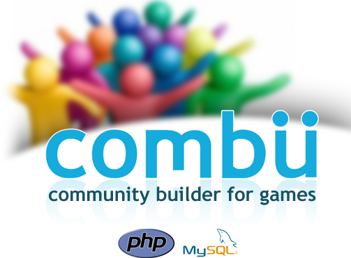 combu, community builder for Unity3D