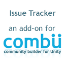 Issue Tracker for Combu