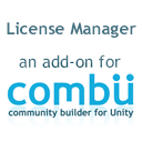 License Manager for Combu